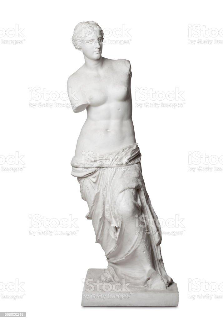 Venus de Milo Statue stock photo