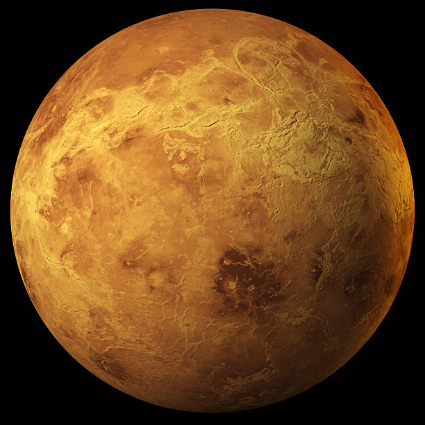 venus - planet stock-fotos und bilder