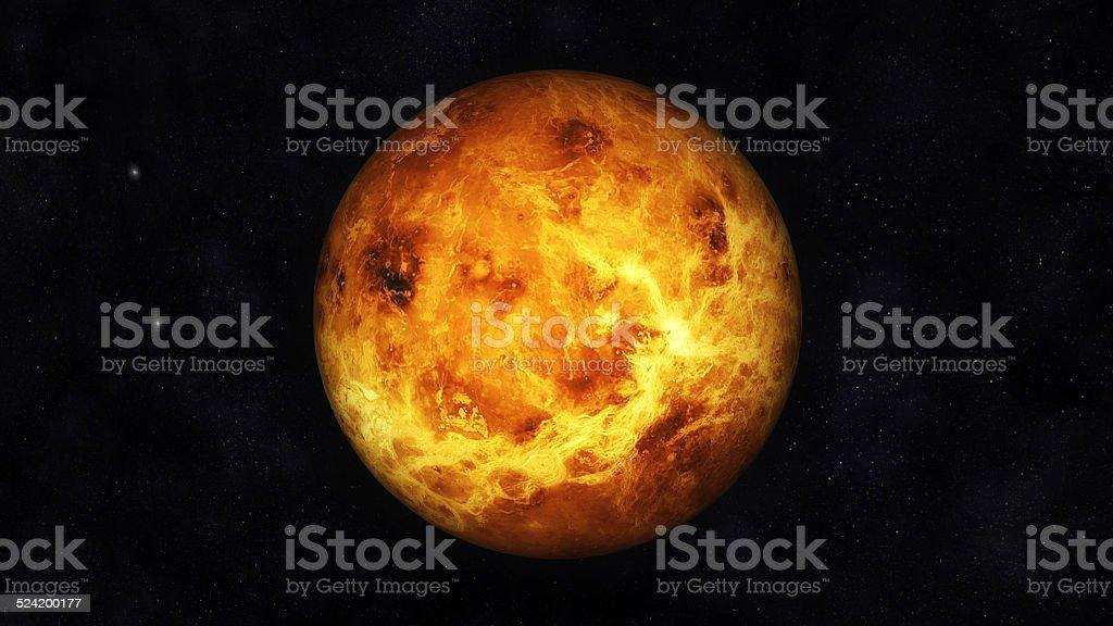 Venus stock photo