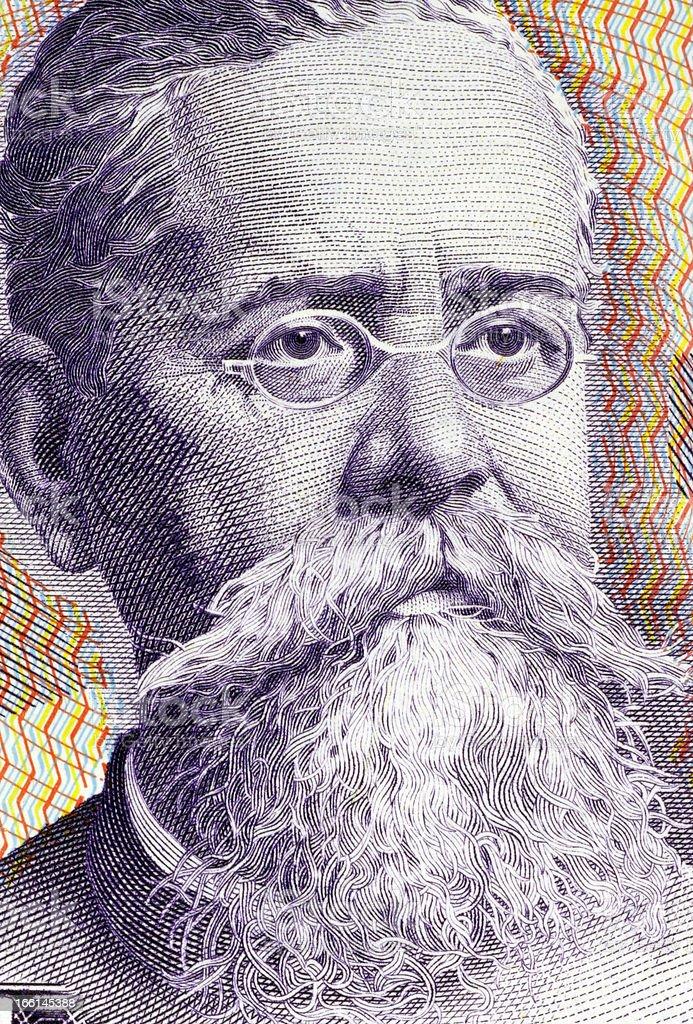 Venustiano Carranza stock photo