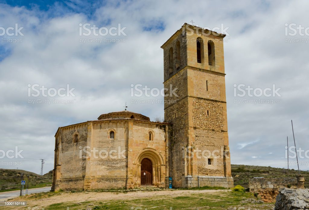 Iglesia De La Vera Cruz En Segovia Foto De Stock Y Mas Banco De