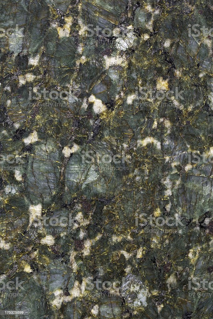 Verde Butterfly Granite royalty-free stock photo