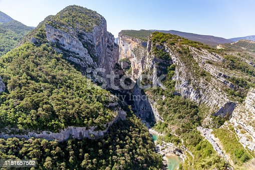 Verdon Gorge - South Alps, France