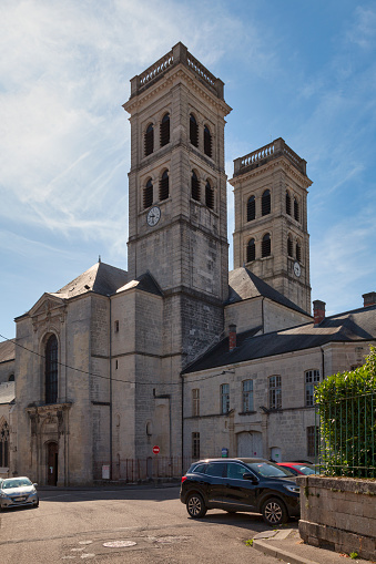 Verdun Cathedral Stock Photo - Download Image Now