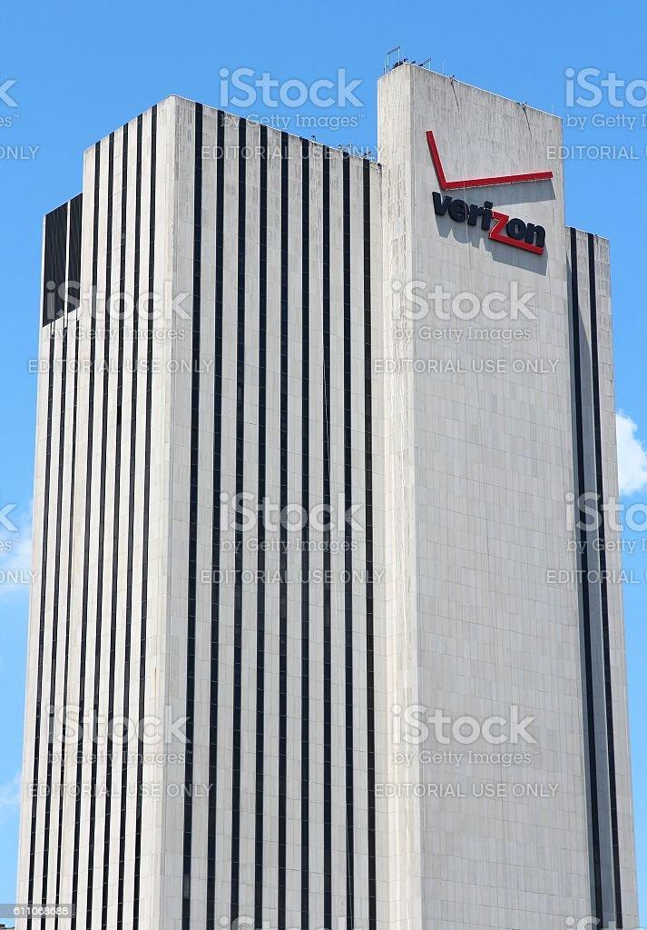 Verizon stock photo