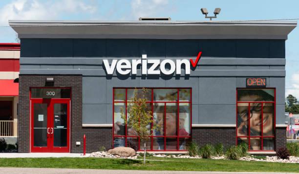 Verizon Wireless Store, Cheyenne, Wyoming – Foto