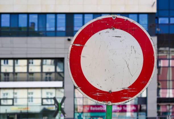 Road signal – Foto