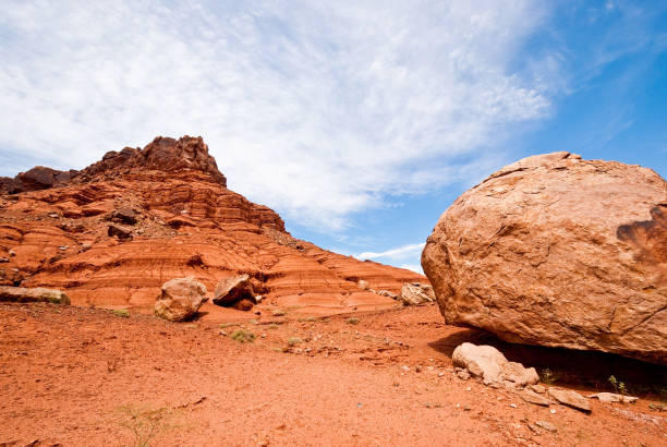 vermilion cliffs - jeff goulden stock photos and pictures