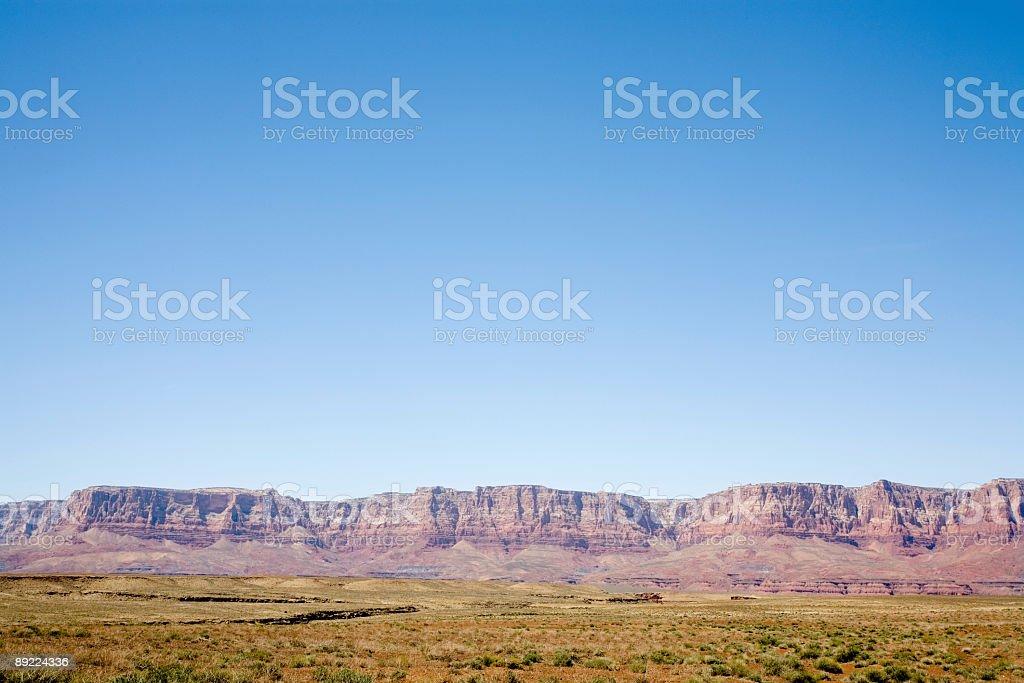 Vermillion Cliffs stock photo