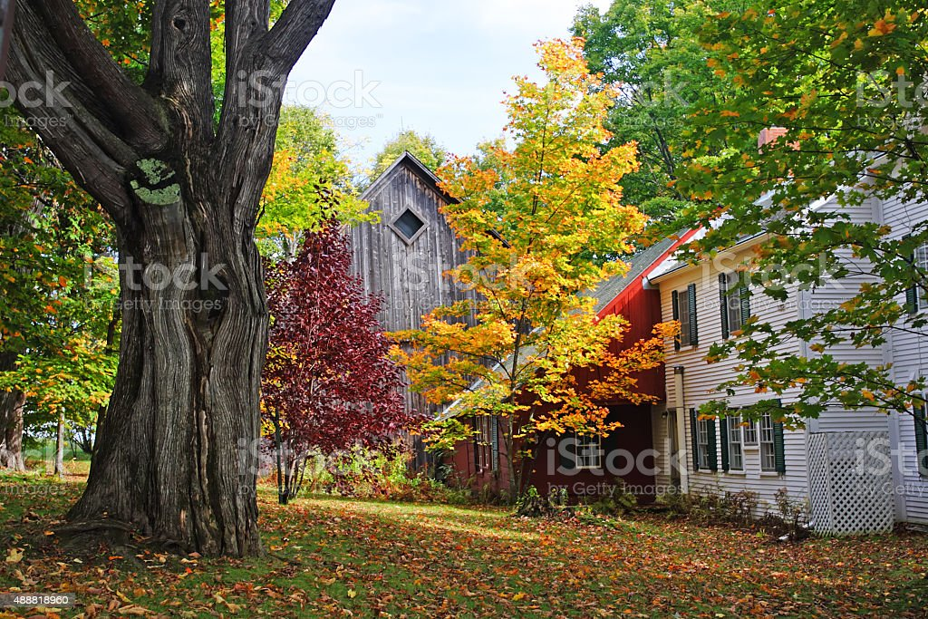 Vermont, USA stock photo