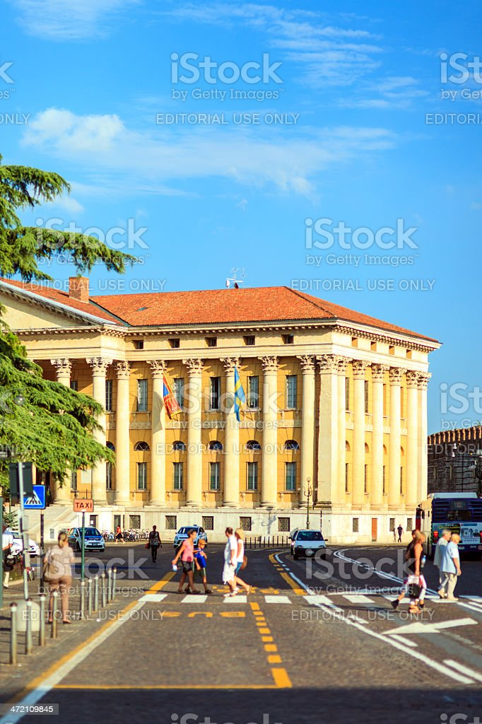 Verona, Italy royalty-free stock photo