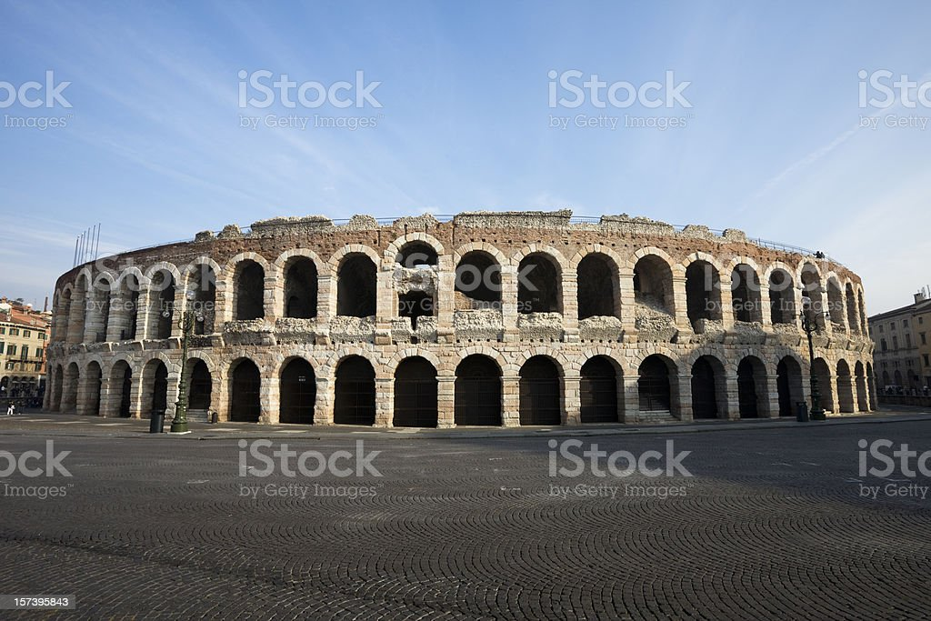 Verona Landmark royalty-free stock photo