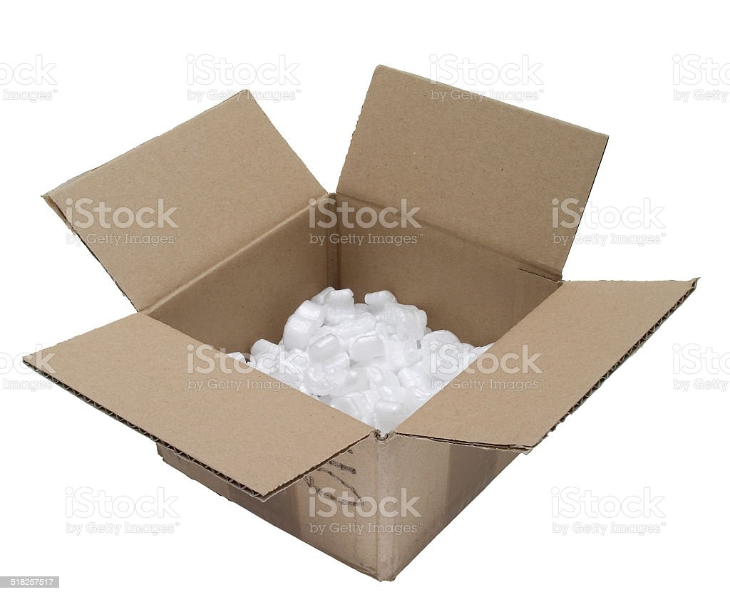 Verpackungen stock photo