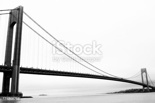 Verrazano-Narrows Bridge,NYC