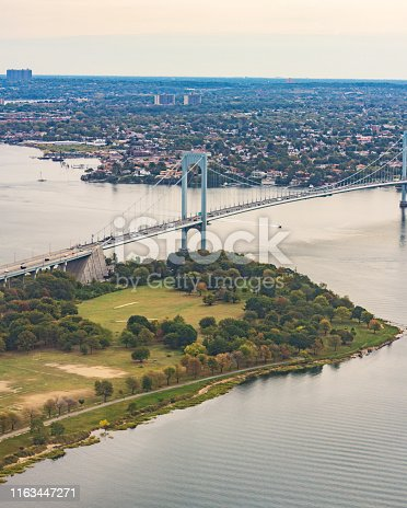 Verrazzano Narrows Bridge New York