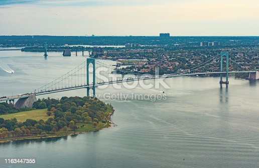 Verrazzano Narrows Bridge New York