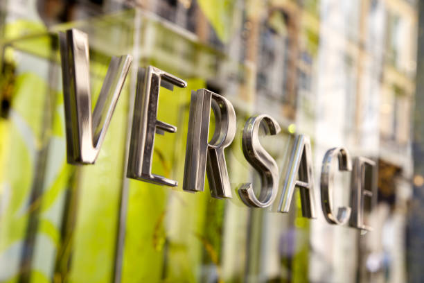 Versace-Store In Mailand – Foto