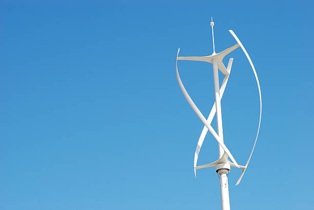 Best Vertical Axis Wind Turbine Stock Photos, Pictures