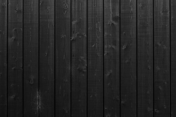 Black Wood Planks ~ Black wood texture pictures images and stock photos istock