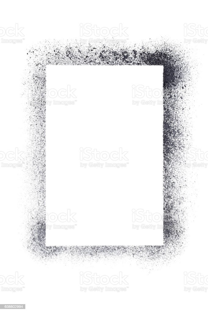 Vertical Blank Stencil Frame Stock Photo & More Pictures of Abstract ...