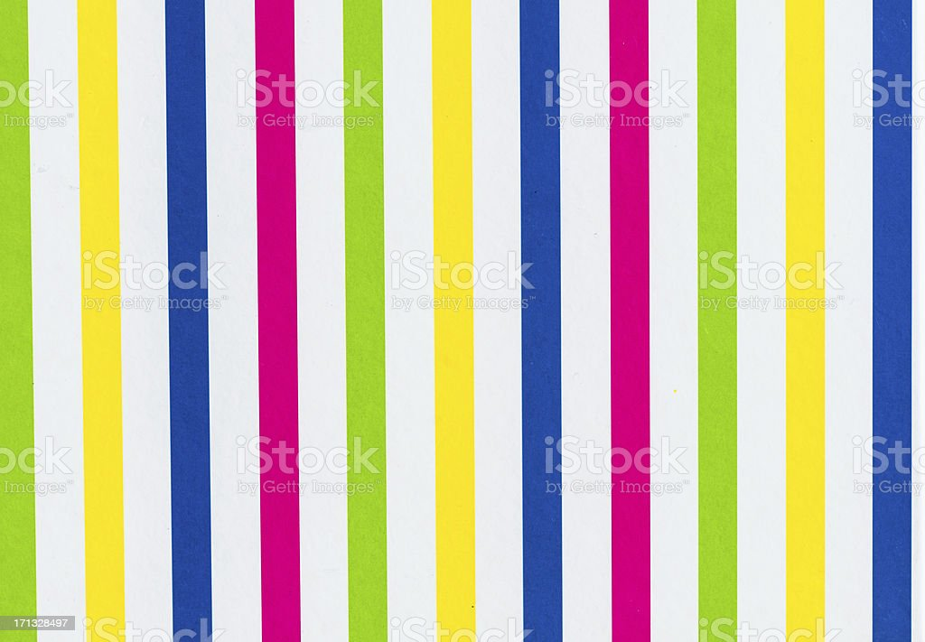 Vertical Colorful Stripes Background royalty-free stock photo