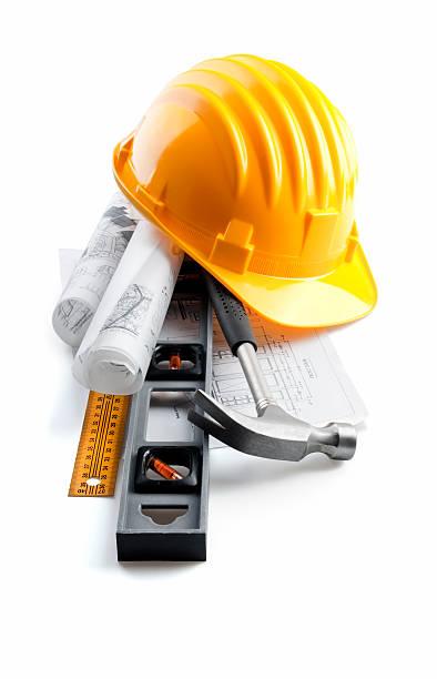 수직분사 constructor 정물 사진 - 건설 장비 뉴스 사진 이미지