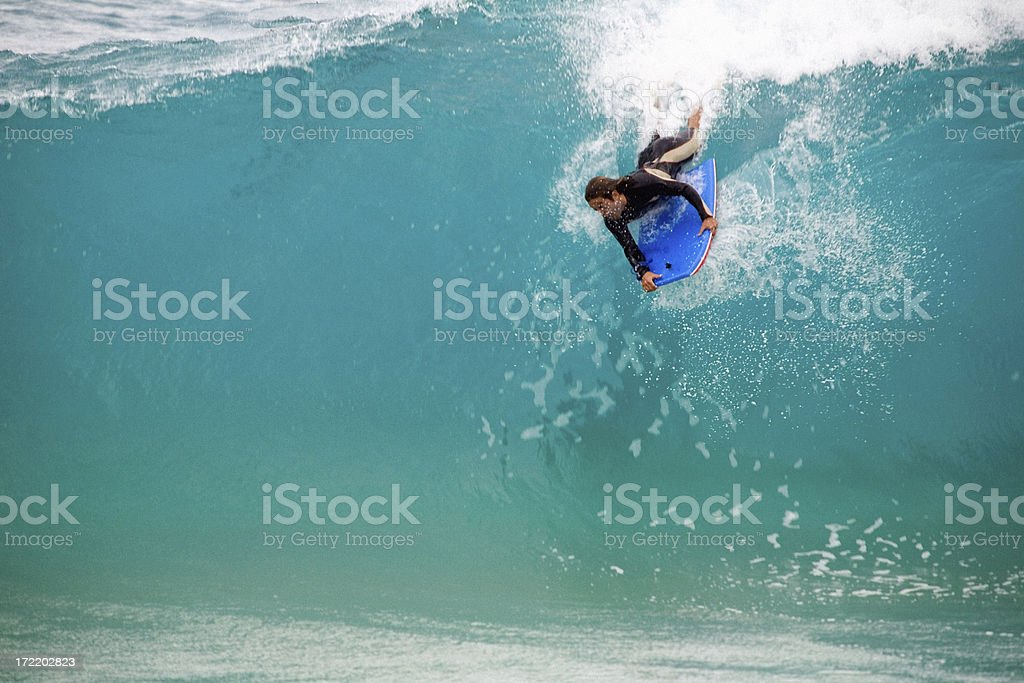 Vertical Drop In royalty-free stock photo