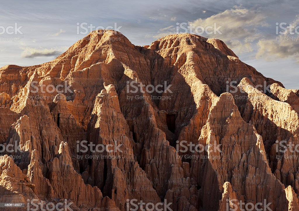 Vertical Formations royalty-free stock photo