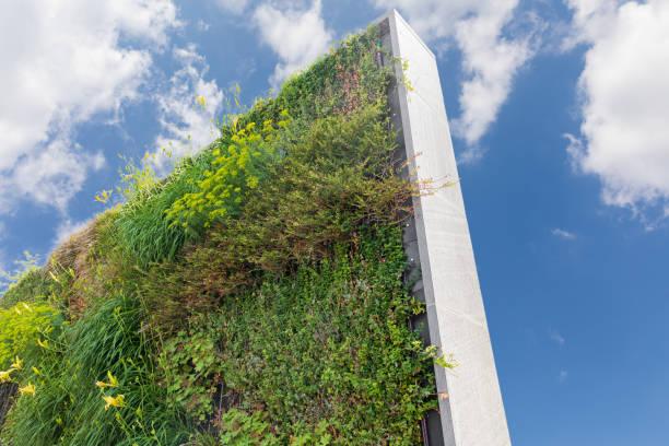 Vertikaler Garten – Foto