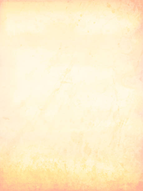 A vertical Illustration of beige, golden brown yellow faded grungy background stock photo