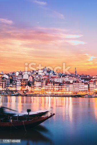 Located along the Douro River estuary in northern Portugal, Oporto is one of the oldest European centres, and its core was proclaimed a World Heritage Site by UNESCO in 1996, as