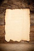 istock Vertical old paper 489120711