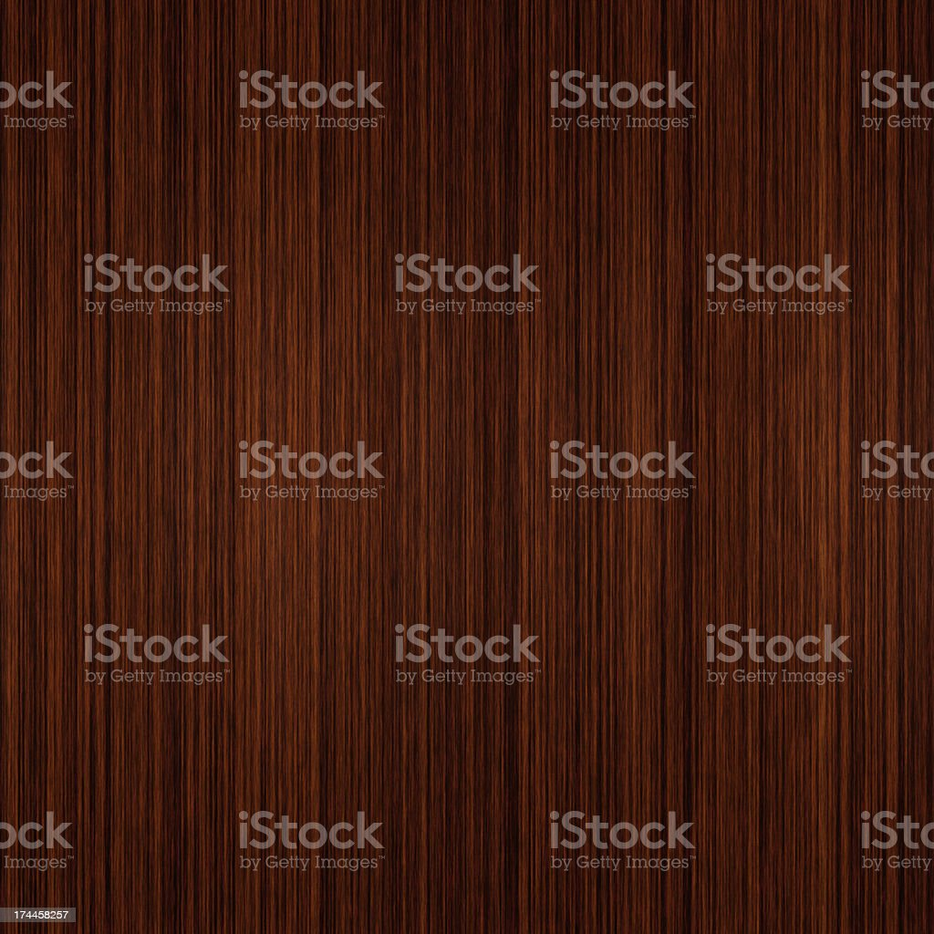 Vertical textured dark wood royalty-free stock photo