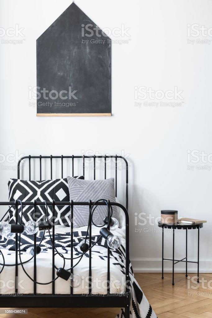 Photo libre de droit de Affichage Vertical De Tableau Noir ...