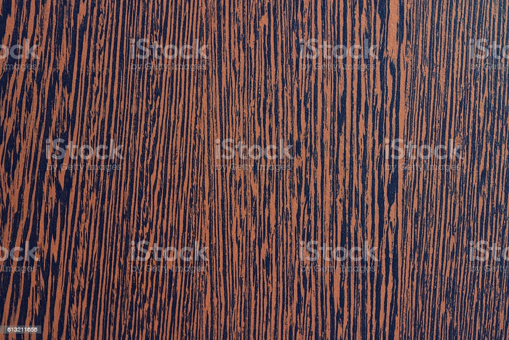 Vertical wenge texture stock photo