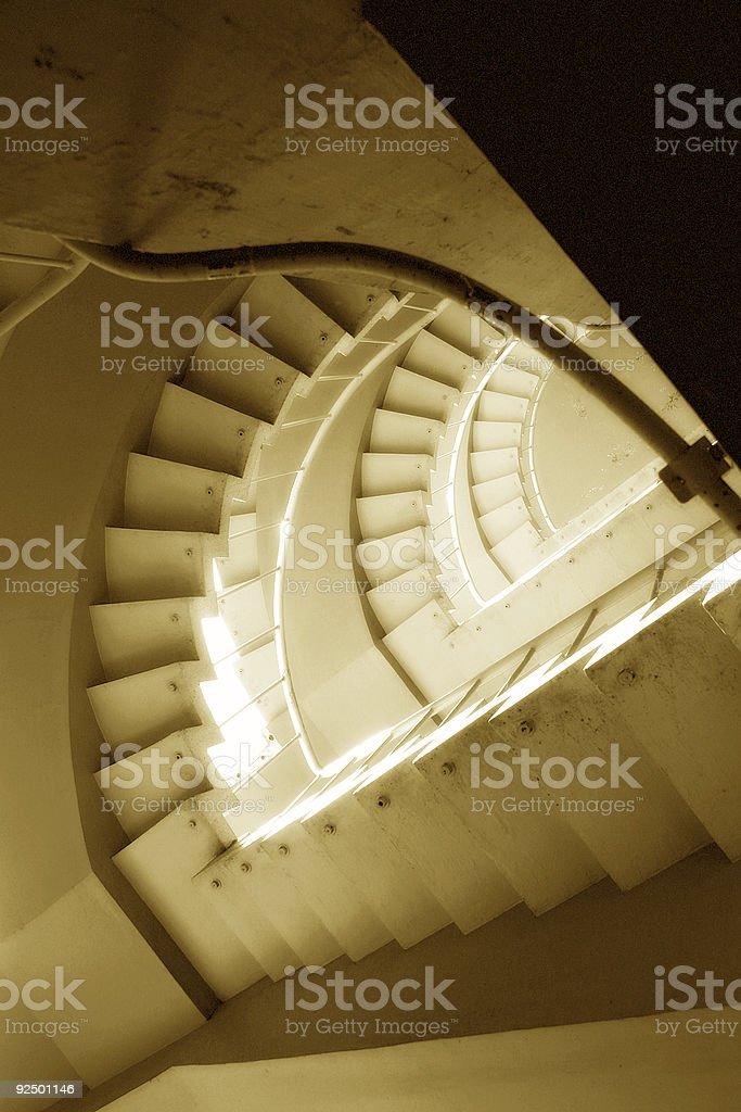 Vertigo 2 royalty-free stock photo