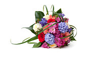 istock A very colorful bouquet of flowers 155370763