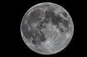 istock Very detailed super moon surface 1225904679
