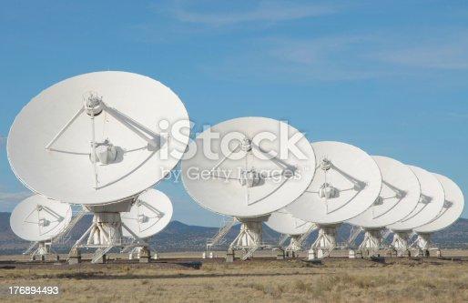 Very Large Array radio observatory