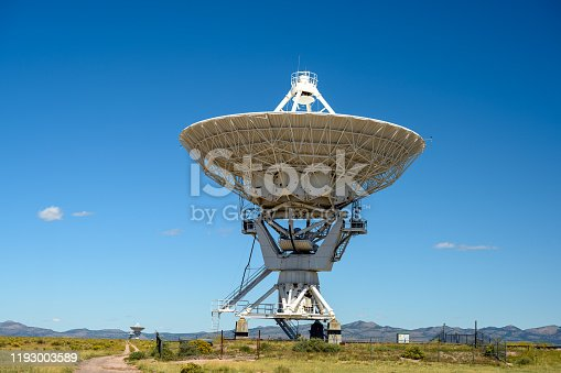 Very Large Array (VLA) is a centimeter-wavelength radio astronomy observatory located in central New Mexico on the Plains of San Agustin, between the towns of Magdalena and Datil