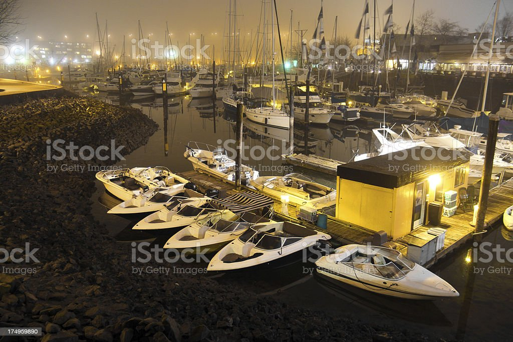 Very Low Tide royalty-free stock photo