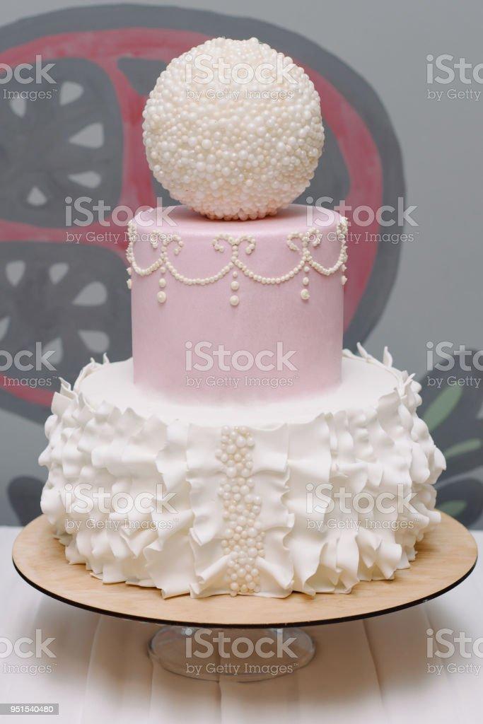 Astounding Very Nice Birthday Cake For Girl Stock Photo Download Image Now Funny Birthday Cards Online Necthendildamsfinfo