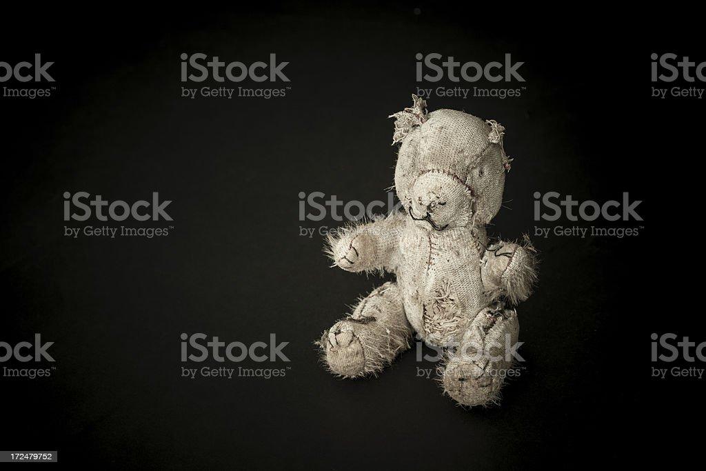 Much loved antique Teddy Bear.