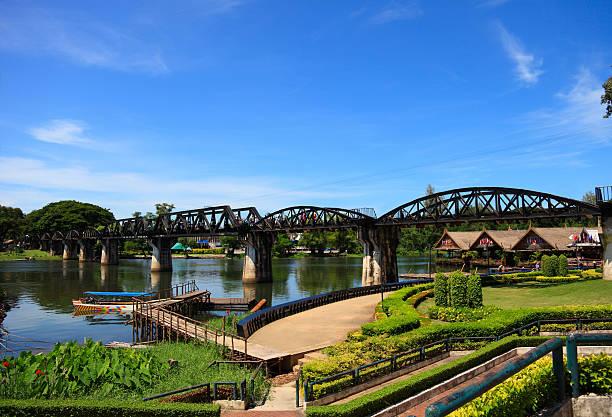 Brücke über den Fluss Kwai – Foto