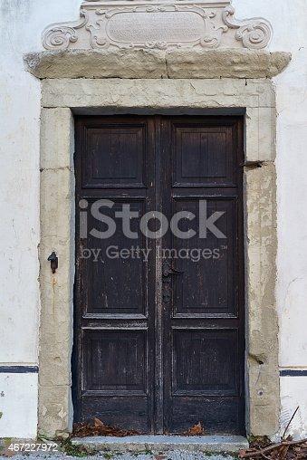914134406 istock photo Very old doors 467227972