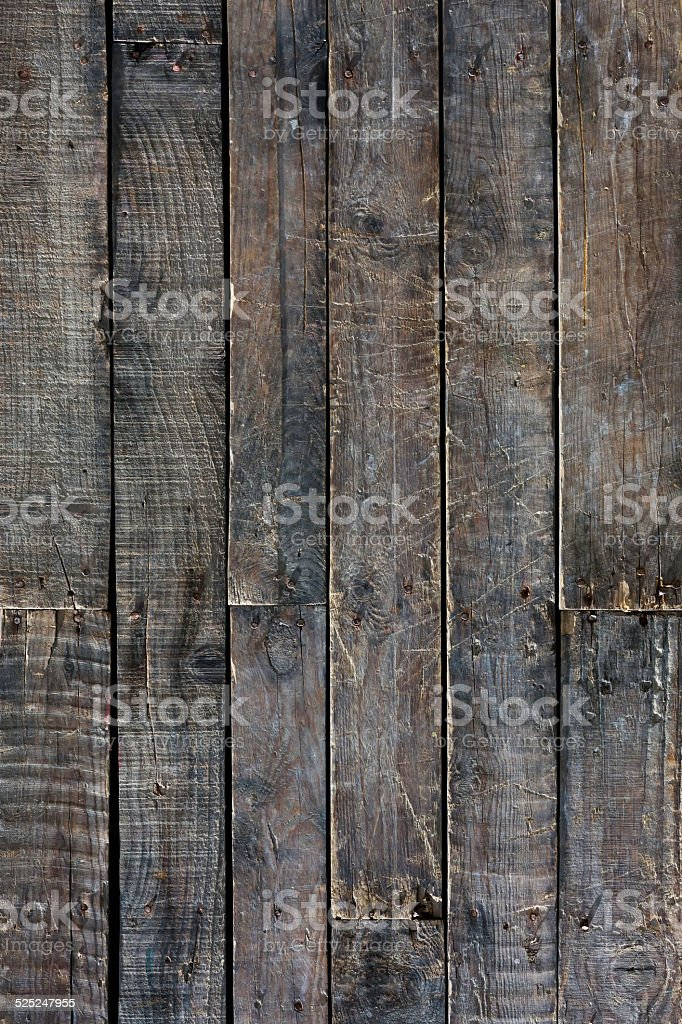 Very Old Wood stock photo