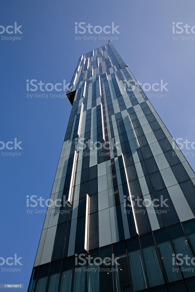 Very Tall Building royalty-free stock photo