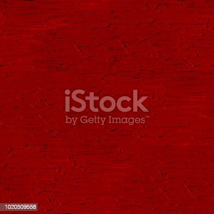 Very thick layer of red paint applied on square white paper card. Zoom to see the details - HIGH RESOLUTION FILE. SEAMLESS PATTERN - duplicate it vertically and horizontally to get unlimited area. Thick intense red paint was smeared with the finger towards the horizontal lines. Original background for love/wedding card design.
