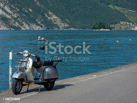 The Vespa PX is the most successful model of the Piaggio Vespa. It was presented at the 1977 Milan Motor Show