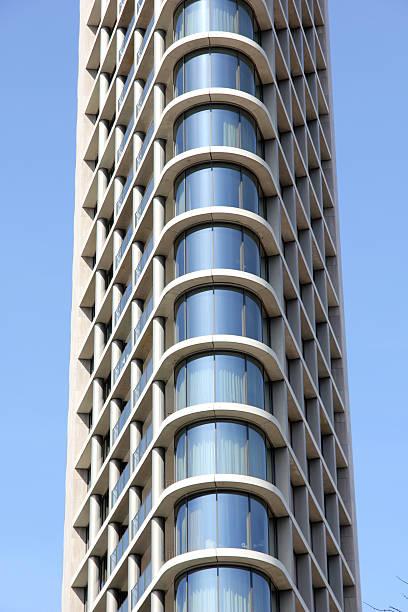 vesteda tower - eindhoven city stockfoto's en -beelden